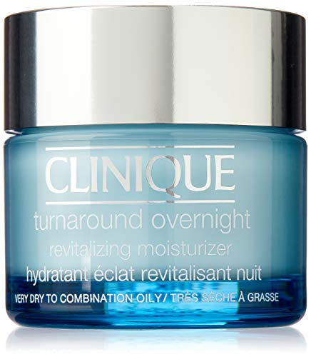 Clinique Turnaround Overnight Radiance Moisturizer unisex, Gesichtscreme, 1er Pack (1 x 50 ml) - Clinique Nachtcreme