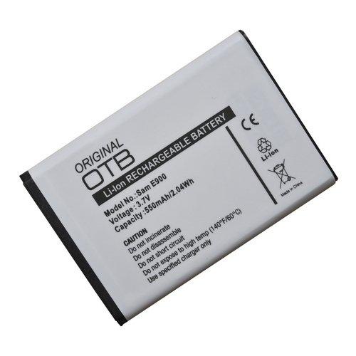 Akku für Samsung SGH-P920 550mAh Li-Ionen (AB463446BU)