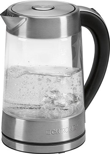 Clatronic WK 3501 G Glas-Wasserkocher