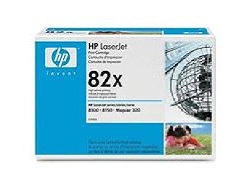 C4182X HP Toner Cartridge 82X Schwarz HP 82X ca. 20.000 Seiten für Laserjet 8100 / Mopier 320.