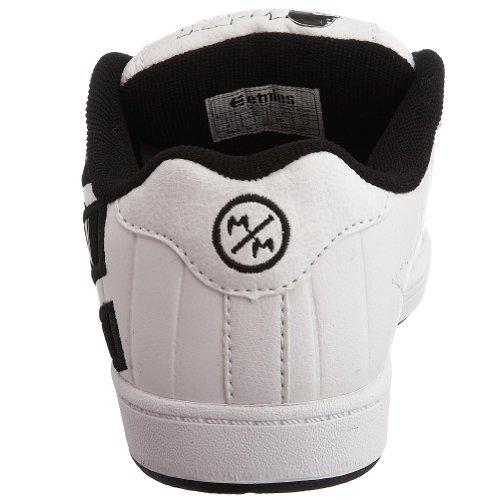 Etnies - Scarpe da skate Unisex Bianco (Bianco/Nero)