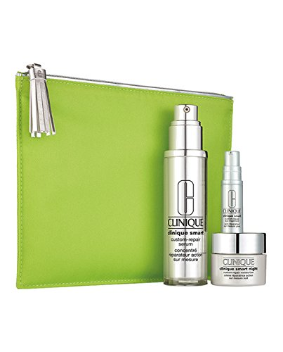 SMART CLINIQUE ANTI-AGING SERUM 50ML + SERUM MULTICORRECTOR 15ML + NACHTCREME AUGENCREME 5ML