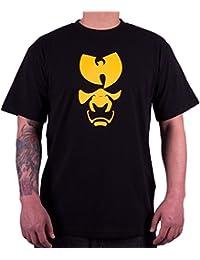 Wu Wear - Wu Tang Clan - Wu Mask T-Shirt - Wu-Tang Clan Tamaño XXL, Color asignado Black