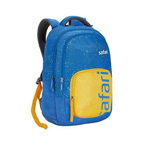 Best safari backpacks in India 2020 SAFARI 32 Ltrs Blue Casual Backpack (FRECKLEUSB19CBBLU) Image 3