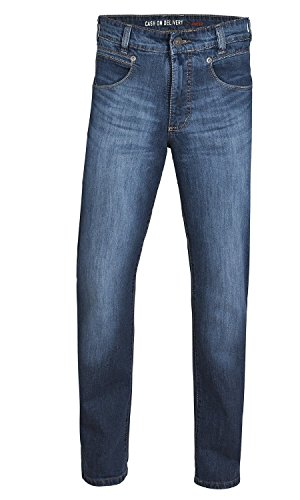 JOKER Herren Stretch Jeans Freddy Blue