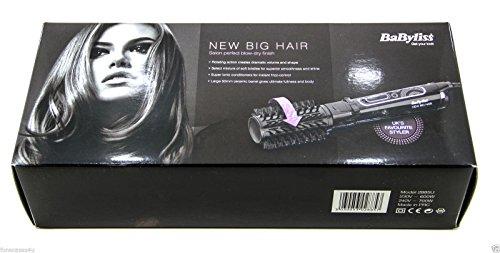 BaByliss 2885u Big Hair drehbar Styler, Haartrockner