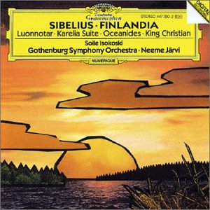 Sibelius, Jean - Complete Symphonies (ABC, 2007) (Disc 2 of 4)