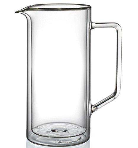 Krug ca. 1L doppelwandiges Glas - Schott Zwiesel