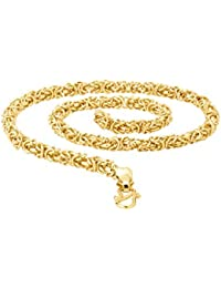 Voylla Gold Plated Chain for Men (8907617442228)