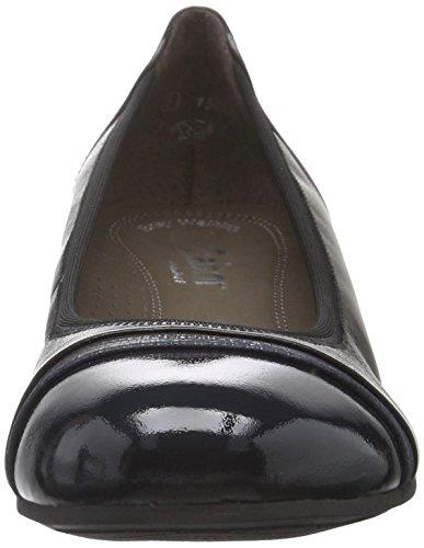 Gabor Shoes 52.692 Damen  pumps Blau (river 86)