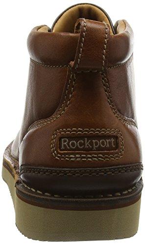 Rockport Prestige Point, Bottes Classiques homme Marron - Marron (clair)