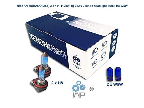 nissan-murano-z51-25-4-x-4-140-kw-bj-0110-ampoules-h8-xenon-w5-w