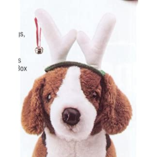 spot xmas pet antlers for cats & dogs - large SPOT XMAS PET ANTLERS FOR CATS & DOGS – LARGE 412RCNXMFDL