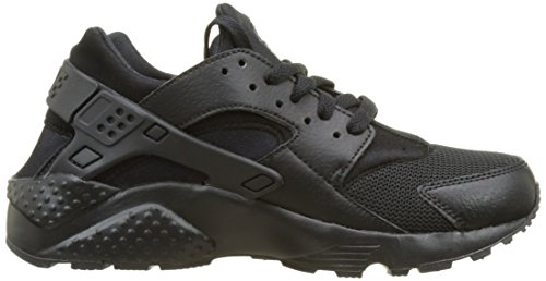 Nike Huarache Run, Chaussures de Running Mixte Enfant Noir (Black/Black-Black)