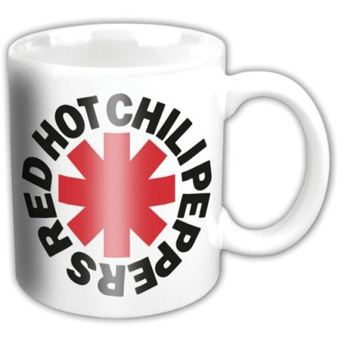 Tazza Red Hot Chili Peppers Classic Asterisk