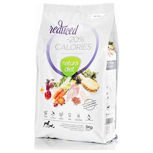 Natura Diet Comida Seca para Perros - 3000 gr