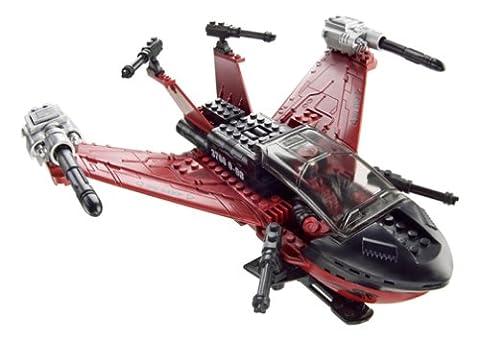 GI Joe Vs Cobra Built to Rule Cobra Raven