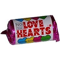 Mini Love Heart Rolls x30 by Swizzels Matlow