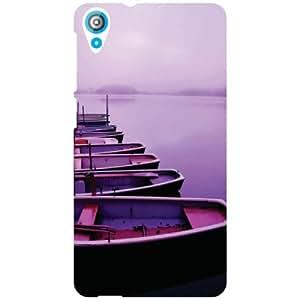 HTC Desire 820 Back Cover - Boat Designer Cases