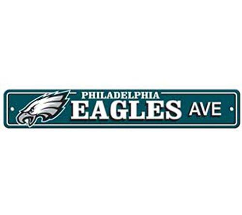 Philadelphia Eagles Ave Street Sign 4