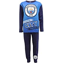 Manchester City Football Club Niños 2018 Design Pijamas c2dff576737ab