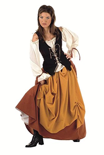 Bauer Mittelalter Kostüm - Limit Mittelalter Bauern-Kostüm (2x große)