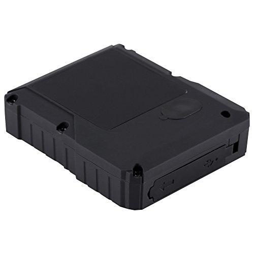 Qiilu Auto Real Time GPS GSM GPRS Tracker Tracking System Locator Gerät mit Starken Magnet Wasserdicht