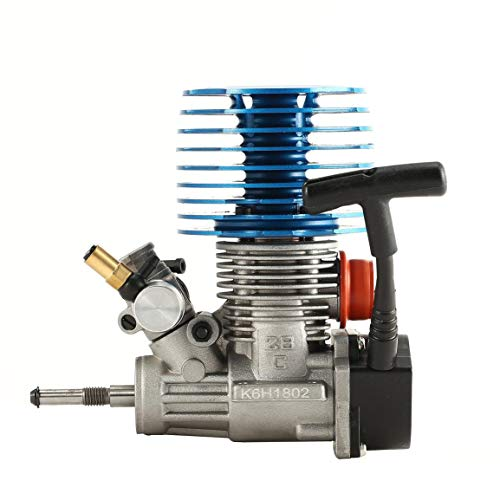 HSP RC Car 1: 8 Buggy Monster Truggy-Verbrennungsmotor SH 28 CXP-Motor M28-P3 4.57CC 3.8 PS 33000 U/min