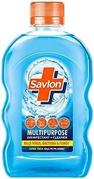 Savlon Multipurpose Disinfectant Cleaner Liquid, 500ml | Kills 99.9% germs on Multiple surfaces - surfaces/flo
