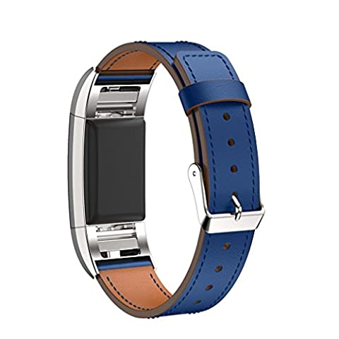 Replacement Strap Band,Clode® [New Release] Fashion Luxury Leather Replacement Strap