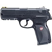 Umarex U25637. Pistola semiautomatica airsoft Ruger P345 6mm Co2. 2 Julios de potencia.