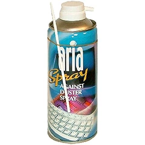 ARIA Spray AntiPolvere A Pressione 400 Ml. Detergenti