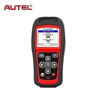 Autel TS501 Reifendruck Überwachung TPM Sensor Programm Tool Auto Diagnostic Tool OBD2 Auto Scan Tool OBDII Verbunden TPM Diagnostik
