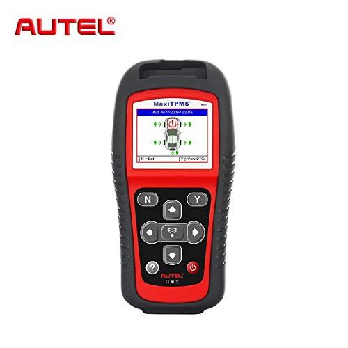 Autel TS501sensore di monitoraggio della pressione dei pneumatici TPMS Program strumento auto strumento diagnostico OBD2auto Scan Tool OBDII collegato TPMS Diagnostics