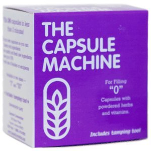 Capsule Connection, CAPSULE FILLER MACHINE FOR SIZE 0 by Capsule Connection