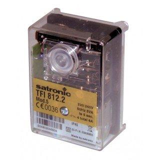 HONEYWELL SPC - CENTRALITA DE CONTROL SATRONIC GAS - TFI 812-2 MAXI 120 KW MOD 10 - : 02602U