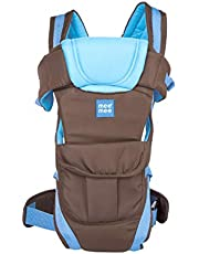 Mee Mee Lightweight Breathable Baby Carrier (Blue)