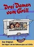 Drei Damen vom Grill - Box 1, Folge 1-26