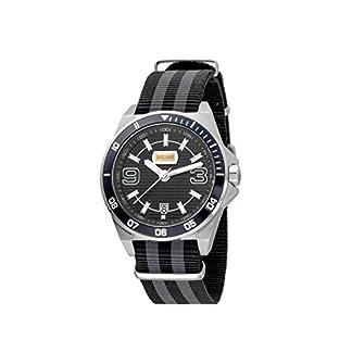 Just Cavalli Reloj Analogico para Hombre de Cuarzo con Correa en Tela JC1G014L0025