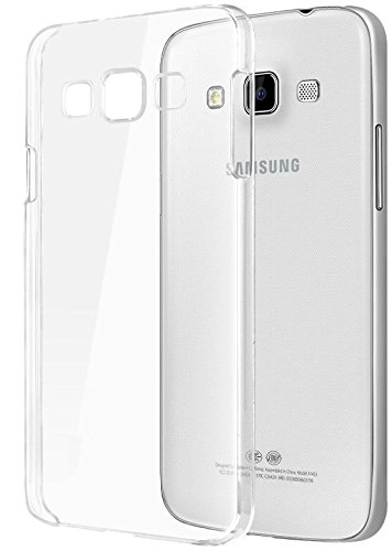 Jacket Galaxy Grand Max Case, Thin Fit Hard Case with Premium Clear Hard PC Case Cover Hybrid Protective Case Cover For Samsung Galaxy Grand Max