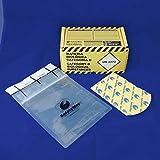 Sistema di tripla confezione per campioni biológicas di Cat B