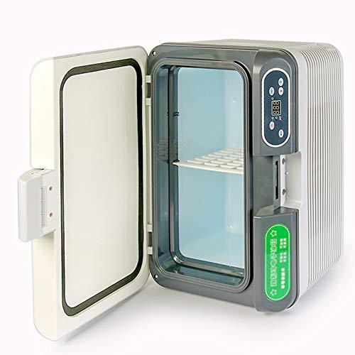 TX Mini refrigerador refrigerador y Calentador | Capacidad 12l | Compacto, portátil...