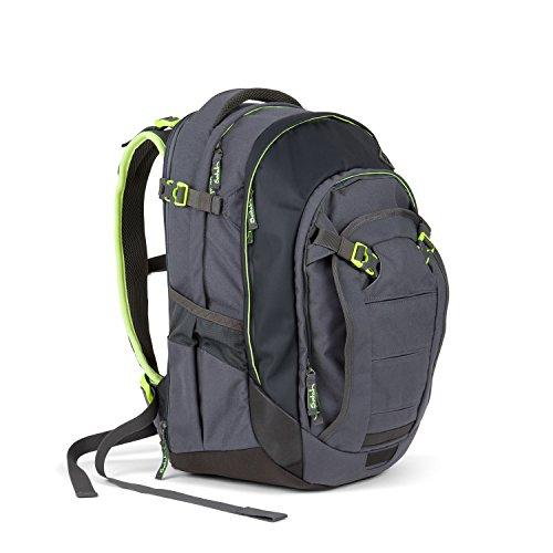 Satch Schulrucksack Match Phantom 802 grün grau
