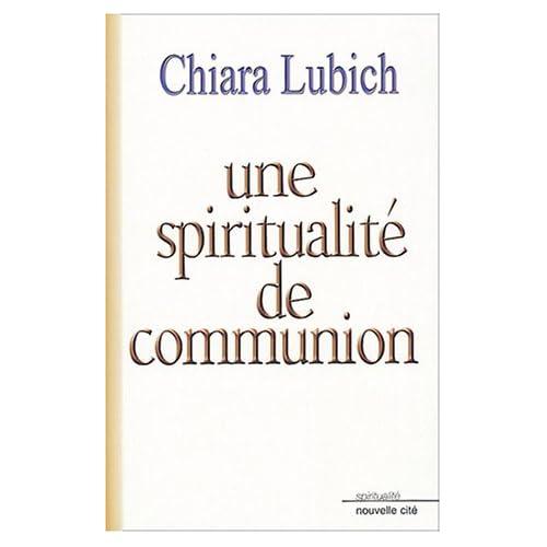 Spiritualité de communion