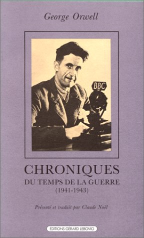 Chroniques du temps de la guerre, 1941-1943