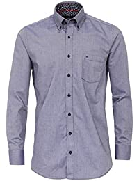 d5ab200e0e88 Casa Moda - Comfort Fit - Oxford Langarm Uni mit Button Down-Kragen  (483017000