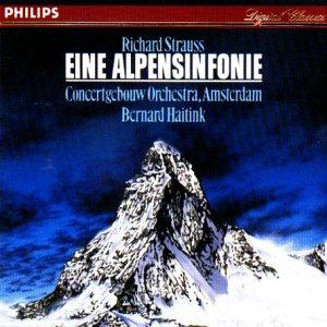 Alpine Symphonie - Alpensinfonie - Alpine Audio