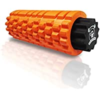 Trigger Point Foam Roller Set – Rullo reticolato in schiuma per schiena, IT Band, rilassamento miofasciale e profondo massaggio muscolare – Rullo per Yoga, Pilates,