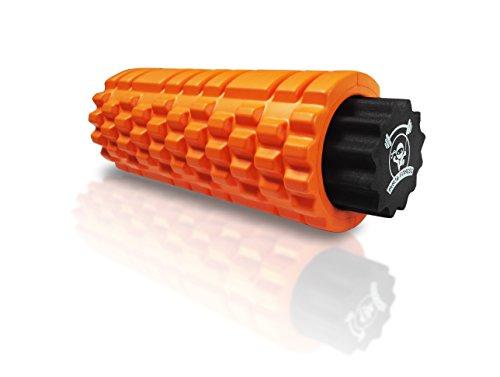 Trigger Point - Set de rodillo de espuma Grid - Rodillo de espuma para la espalda, IT banda, liberación miofascial & Deep Muscle - Masaje Masaje Muscular para Yoga, Pilates y terapia