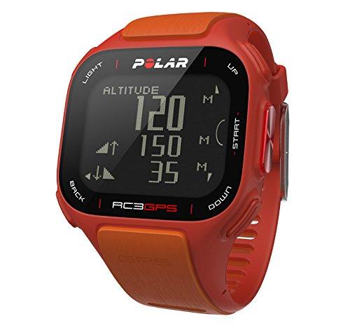 POLAR GPS Trainingscomputer RC3